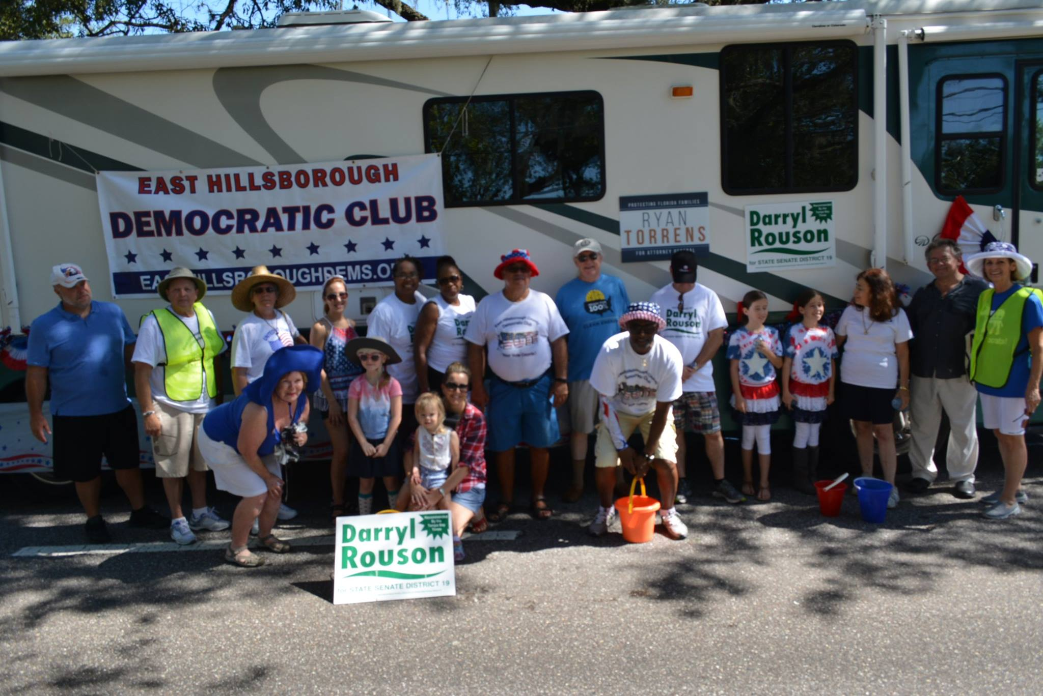 EAST HILLSBOROUGH COUNTY DEMOCRATIC CLUB