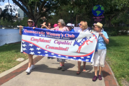 DEMOCRATIC WOMEN'S CLUB OF SOUTHEAST HILLSBOROUGH COUNTY